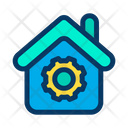 Home House Settings Icon