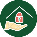 Domotics Home Automation Home Protection Icon