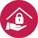 Home Automation Home Protection Domotics Icon