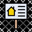Home Board House Board Board Icon