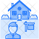 Home broker Icon