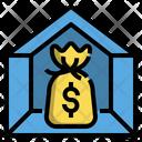 Budget Friendly Home Icon