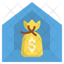 Budget Friendly Home Icon