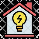 Home Bulb Icon