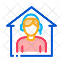 Home Call Assistance Icon