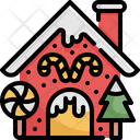 Sweet House Candy Icon
