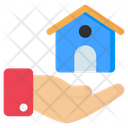 Home Care House Care Home Safety Icon