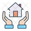 Home Care Property Care House Care Icon