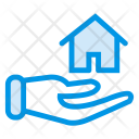 House Protection Home Icon