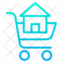 Home Cart Icon
