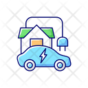 Home Point Installation Icon