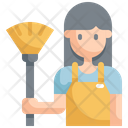 Housework Clean Cleaner Icon