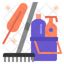 Homecleaningservice Housecleaning Washing Icon