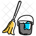 Home Cleanliness Icon