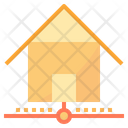 Home Connection Home House Icon