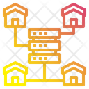 Home Networking Server Icon