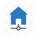 Home Network Connection Icon