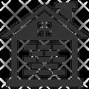 Block Brick Construction Icon
