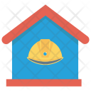 Construction House Home Icon