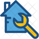 Construction Home House Icon