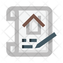 Home Contract Icon