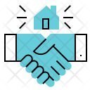 Home Deal Agree Icon