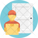 Deliveries Home Distribution Icon