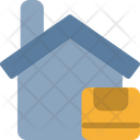 Dellivery House Home Icon