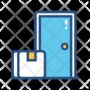 Home Delivery Door Icon