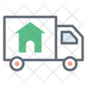 Home Delivery Delivery Truck Delivery Van Icon