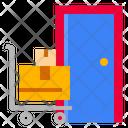 Shipment Shipping Transportation Icon