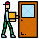 Delivery Home Shipping Icon