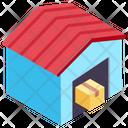 Home Delivery Delivery Service Door Delivery Icon