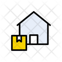 Home Delivery Parcel Icon