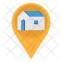 Home Address Maps Icon