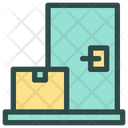 Package Delivery Shipping Icon