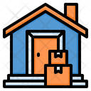 Home Delivery Home Delivery Icon
