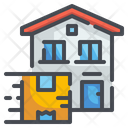 Home Delivery Delivery Truck Icon