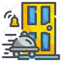Home Delivery Food Delivery Transport Icon