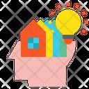 Home Design Idea Icon