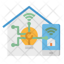 Home Smart House Icon