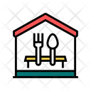 Home Dinner Icon