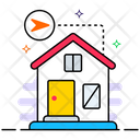 Home Direction Icon