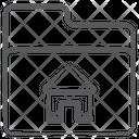 Home Directory Home Folder Computer Folder Icon