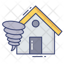 Home Disaster Icon