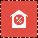 Home Discount Sale Icon