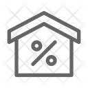 Home House Discount Icon