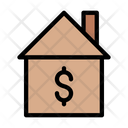 Home Discount Home Offer Banking Icon