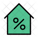 Home Discount Home Sale Property Discount Icon