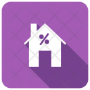 Home Building Discount Icon